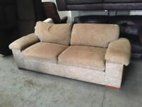 Harvey's three seater storage sofa