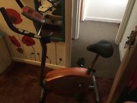 selling fitness cycle