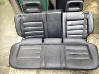 AUDI 100 S4 REAR AVANT SEATS