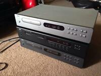 3 High End NAD CD Players C521 C545 C542