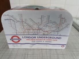 London Underground Jigsaw