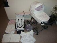 Pram BabyStyle prestige excellent condition