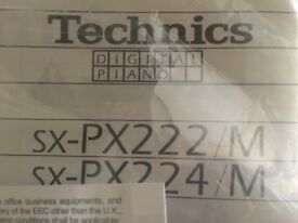 Technics SX-PX222M Electric Piano