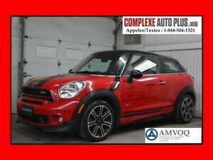 2015 Mini Countryman Paceman JCW ALL4 *John Cooper Works ! RARE!