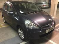 2009 honda jazz 7 speed auto only 55 k mls full ext hist fresh mot 1.3 ideal 1st city student car!!
