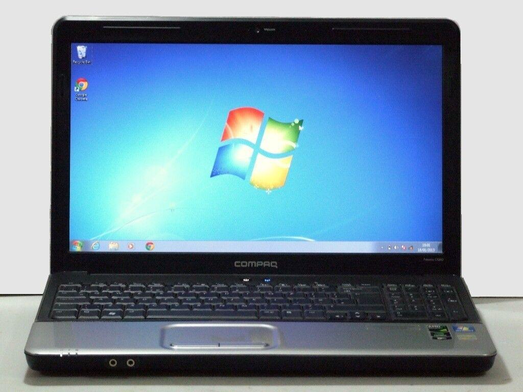 """AS NEW - HP Compaq Pavilion CQ60-305EA 15.6"""" HD HDMI Office G60 G61 CQ60 CQ61 Laptop"""