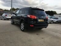2009│Hyundai Santa Fe 2.2 CRTD CDX Station Wagon 5dr 7 Seater │1 Owner From New│MPV