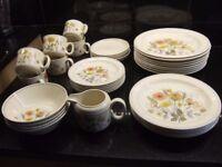 J & G Meakin Tableware