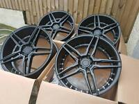 "Brand new 18"" ADV 5.0 alloy wheels 5x114.3 jap fitment"