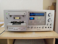 Pioneer CT-F1250 cassette deck