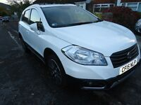 One Owner SUZUKI S CROSS 4X4