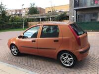 Fiat Punto 1.2 16V ELX, LOW MILES ** 12 MONTHS MOT*** IMMACULATE**FULL HISTORY