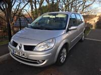 2008 RENAULT GRAND SCENIC 1.5 DCI 12MONTHS MOT GREAT DRIVE/COND ONLY £975