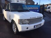 2003 RANGE ROVER 2.9TD FACELIFT SUPERB CONDITION RECONDITIONED GEARBOX VINYL WRAP FINANCE AVAILABLE