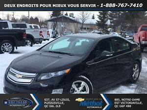 2015 Chevrolet Volt Electric CUIR+GPS+CAMERA DE RECUL