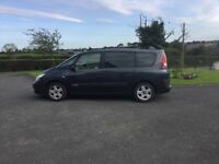 Renault grande espace 2005 with 12mths mot and full history o