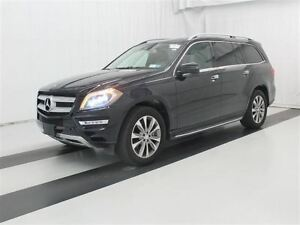 2015 Mercedes-Benz GL-Class ONLY 24000 KMS! DIESEL! PANORAMIC! F