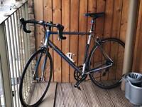 Broadman road bike x7 frame