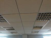 Bargain! Suspended Ceiling Tube Lights Fittings 600mm x 600mm
