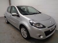 RENAULT CLIO , 2010 REG , ONLY 48000 MILES + FULL HISTORY , LONG MOT , FINANCE AVAILABLE , WARRANTY