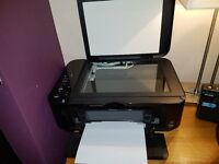 CANON PIXMA MG3650 colour printer/scanner/copier fully working