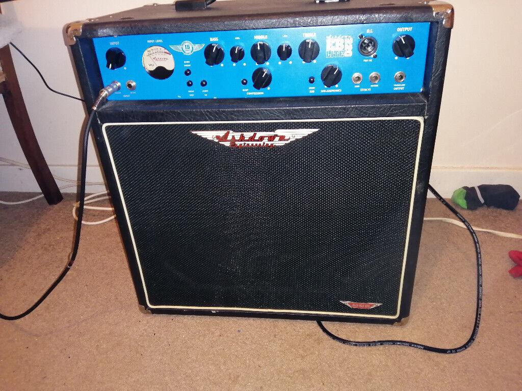 ashdown eb 15 220 lite bass guitar amplifier in oban argyll and bute gumtree. Black Bedroom Furniture Sets. Home Design Ideas