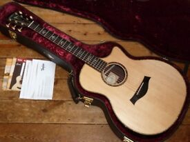 Taylor 914 CE electro acoustic 2017 top of the range