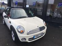 MINI HATCH COOPER 1.6 COOPER D 3d 108 BHP (white) 2007