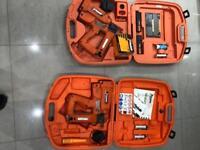 Paslode 2nd fix im250 nail guns-big/full gas model