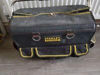 stanley fat max tool box /bag