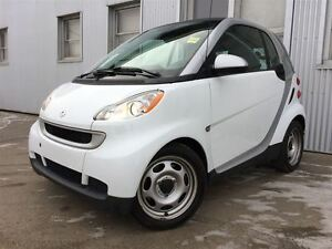 2012 smart fortwo Pure, BLUETOOTH, LEATHER SEATS.