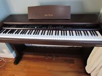 Technics Digital Ensemble Electric Piano - full size 88 keys