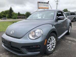 2017 Volkswagen Beetle 1.8 TSI Trendline Auto with BackupCam,...