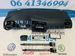 Airbag set VW GOLF 7 VII 13-19 ORIGINEEL DASHBOARD Airbagset