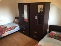 Very Nice Full Twin Room in a New Flat - Between Putney and Southfields(£90 pw per person)