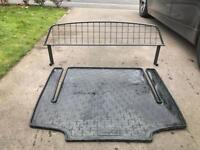 Travall Dog Guard and Bootliner BMW 1 Series E87 (£140 new)