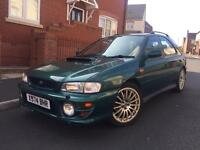 Subaru Impreza Uk2000 Turbo 100k Hpi Clear Unmodified Wagon