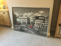 IKEA Piccadilly Circus Print (extra large 140x100 cm)