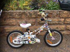 ByK E-250 great little kids first bike