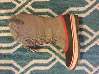 Sorel winter boots size 7