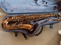 ANTIQUE FINISH KEILWERTH MKX TENOR