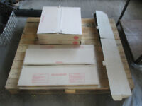 Kitchen Units Joblot - Doors, Drawers & Worktop Support Leg