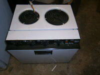 BABY BELLING COOKER TABLE TOP COUNTER TOP OVEN COOKER HOB, BEDSIT STUDIO FLAT / STUDENT FLAT YEOVIL