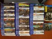 PS4 Games For Sale - various titles available - Includes Far Cry 5