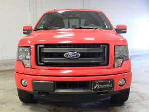 2014 Ford F-150 FX4 CREW CAB ECOBOOST MAGS LWB West Island Greater Montréal image 2