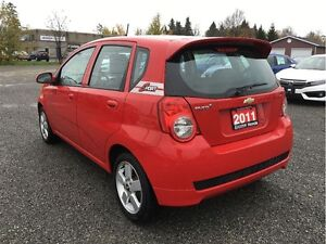 2011 Chevrolet Aveo LT 5-Door Kingston Kingston Area image 5