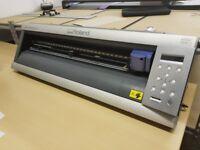 Roland GX24 Cutter Plotter Office Desktop