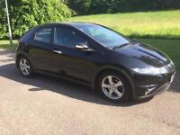 Honda Civic Se 1 -VTEC Metallic Black