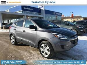 2014 Hyundai Tucson GL AWD - Heated seats - pst paid