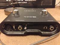 Line 6 UX 1 audio interface